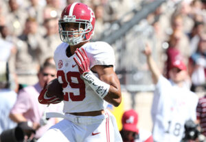 10-17-15  MFB Texas A.M. Alabama defensive back Minkah Fitzpatrick (29) Photo by Kent Gidley